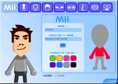 Drake in Mii, Flash Game